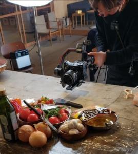 【ナポリピッツァ作りのイメージビデオ撮影】2人の動画クリエイターの情熱に刺激される日